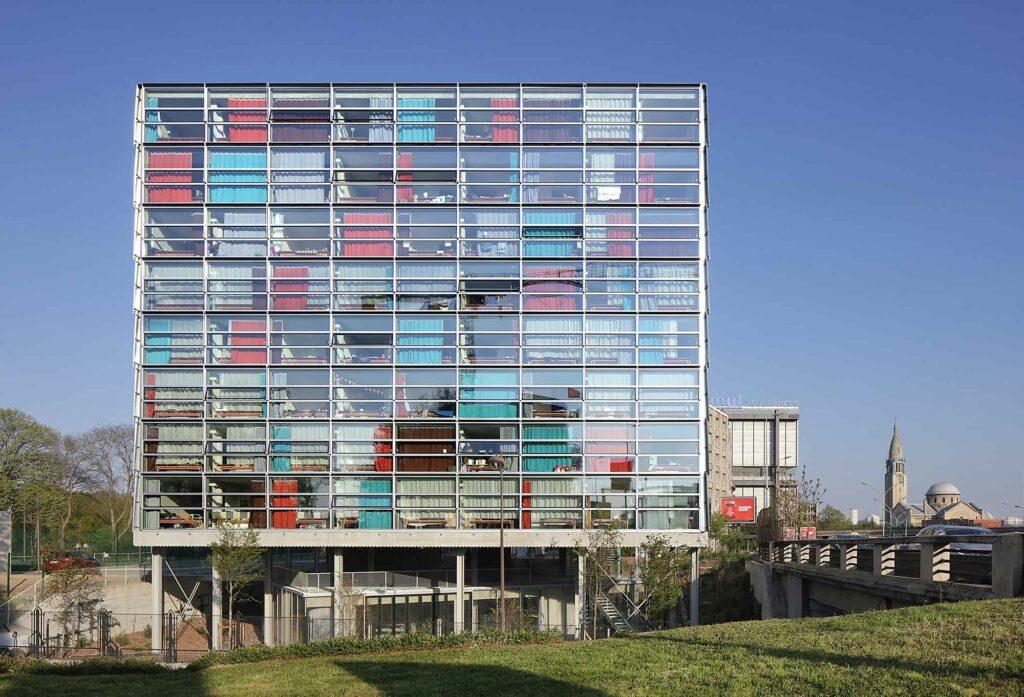 Cité Internationale Universitaire de Paris – Résidence pour chercheurs