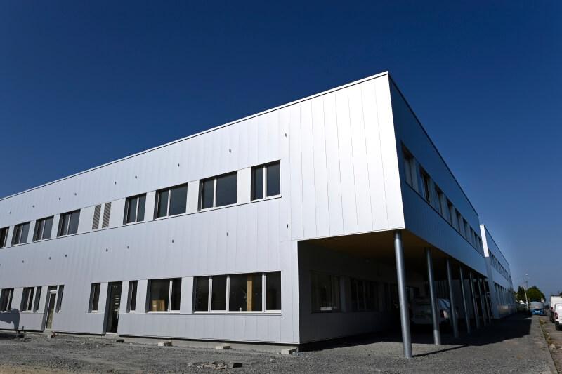Collège Jean Richepin à Pléneuf Val André